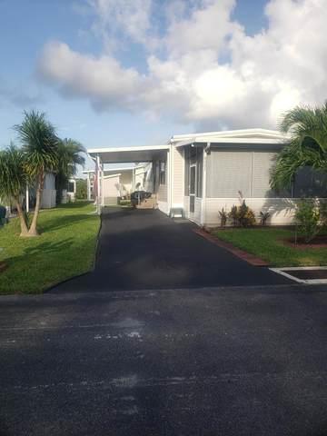 8001 Esperanza Bay, Boynton Beach, FL 33436 (MLS #RX-10660765) :: Berkshire Hathaway HomeServices EWM Realty