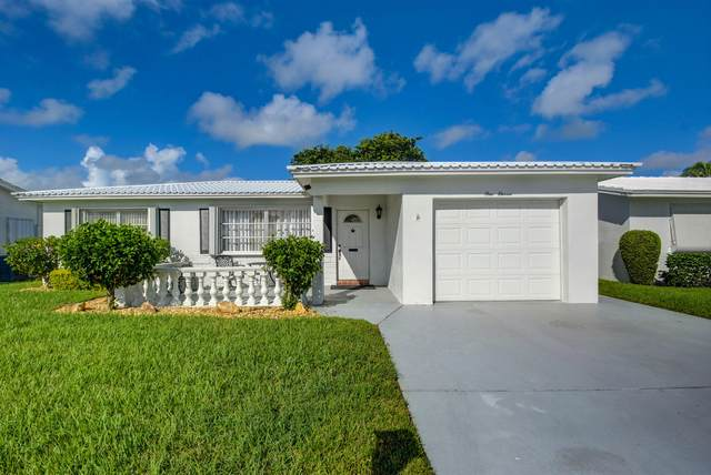 111 SW 18th Street, Boynton Beach, FL 33426 (MLS #RX-10660807) :: THE BANNON GROUP at RE/MAX CONSULTANTS REALTY I