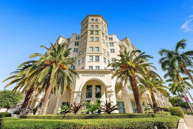 99 SE Mizner Boulevard #634, Boca Raton, FL 33432 (#RX-10660817) :: Michael Kaufman Real Estate