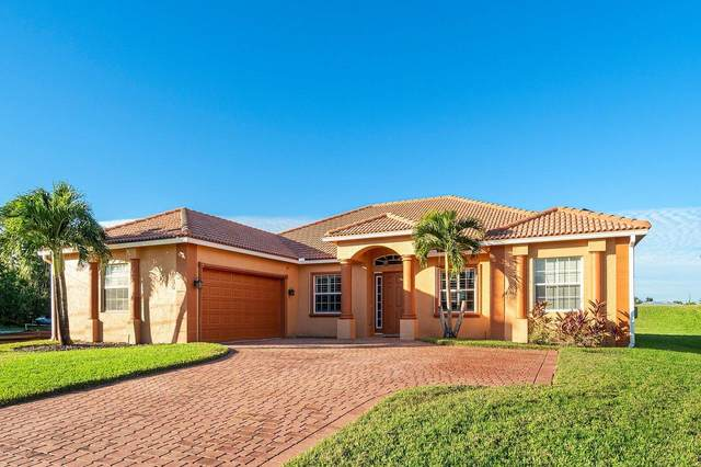 386 SW Dalton Circle, Port Saint Lucie, FL 34953 (MLS #RX-10660855) :: Berkshire Hathaway HomeServices EWM Realty