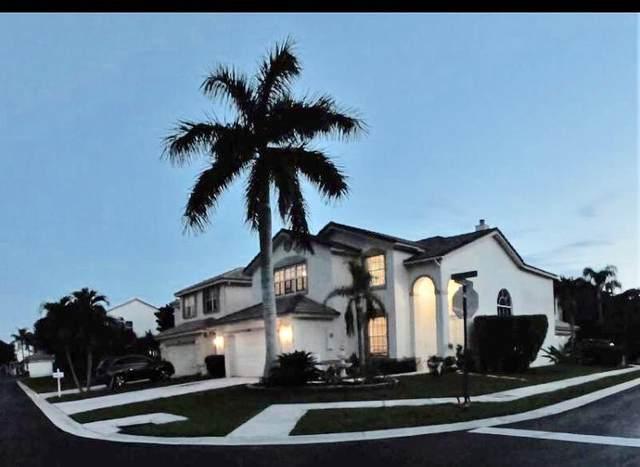 7508 Colony Palm Drive, Boynton Beach, FL 33436 (MLS #RX-10661118) :: Berkshire Hathaway HomeServices EWM Realty