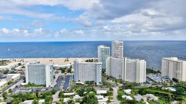 1920 S Ocean Drive #405, Fort Lauderdale, FL 33316 (MLS #RX-10661845) :: Berkshire Hathaway HomeServices EWM Realty
