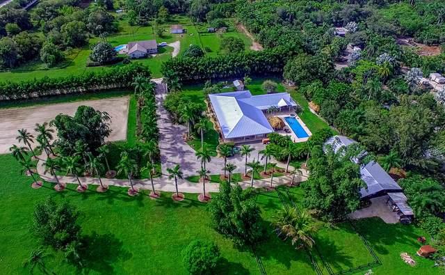 2269 B Road, Loxahatchee Groves, FL 33470 (MLS #RX-10662271) :: Berkshire Hathaway HomeServices EWM Realty