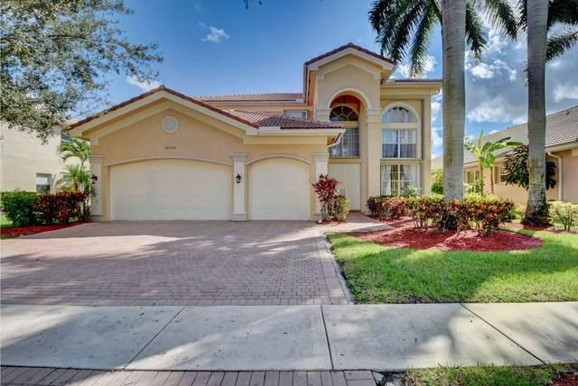 10790 Sunset Ridge Circle, Boynton Beach, FL 33473 (MLS #RX-10662334) :: Berkshire Hathaway HomeServices EWM Realty
