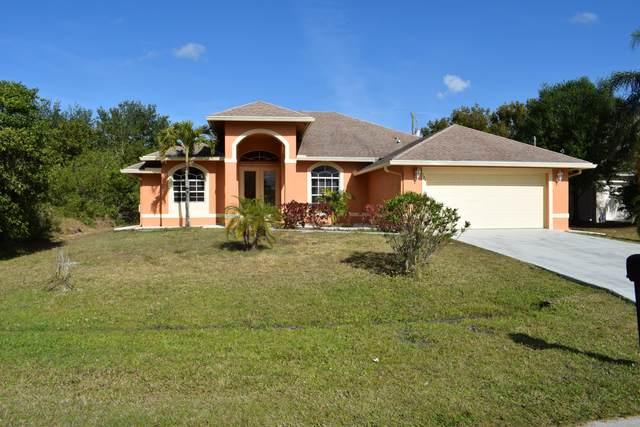 129 SW Sea Lion Road, Port Saint Lucie, FL 34953 (MLS #RX-10663411) :: The Paiz Group