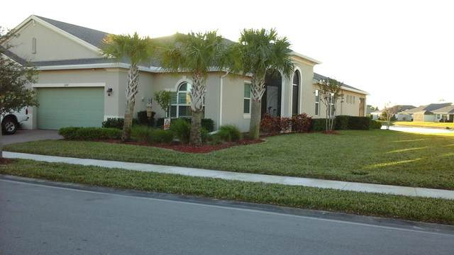 11212 Winding Lakes Circle, Port Saint Lucie, FL 34987 (MLS #RX-10663559) :: Miami Villa Group
