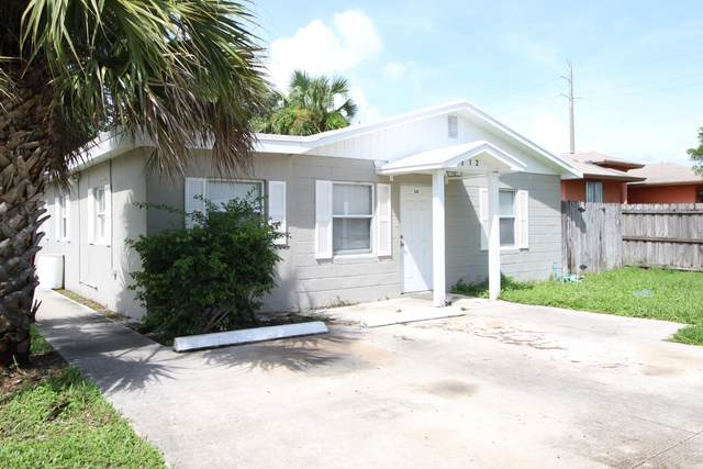 112 SW 8th Avenue, Delray Beach, FL 33444 (MLS #RX-10663755) :: Berkshire Hathaway HomeServices EWM Realty