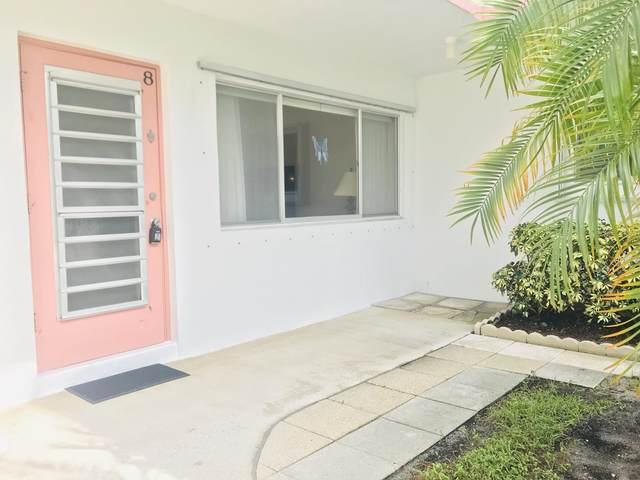 2286 Lake Osborne Drive #8, Lake Worth Beach, FL 33461 (#RX-10663797) :: Posh Properties