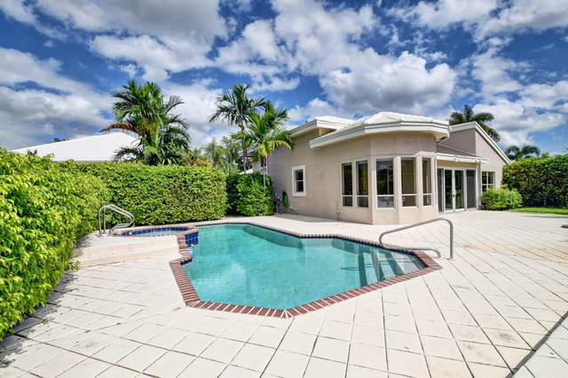 17281 Huntington Park Way, Boca Raton, FL 33496 (MLS #RX-10663921) :: THE BANNON GROUP at RE/MAX CONSULTANTS REALTY I