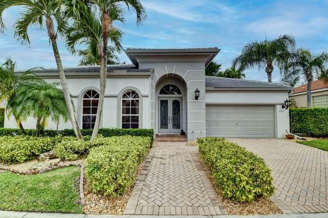 6247 NW 43rd Terrace, Boca Raton, FL 33496 (MLS #RX-10663970) :: Laurie Finkelstein Reader Team