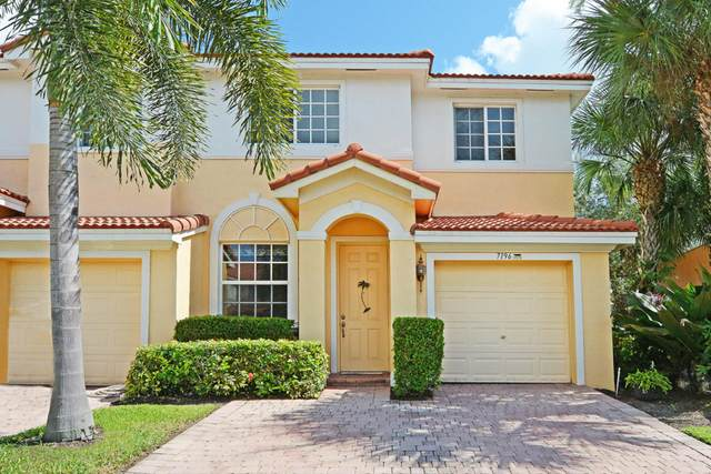 7196 Briella Drive, Boynton Beach, FL 33437 (#RX-10664213) :: Ryan Jennings Group