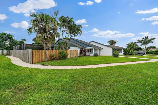 11887 Suellen Circle, Wellington, FL 33414 (MLS #RX-10664328) :: Berkshire Hathaway HomeServices EWM Realty