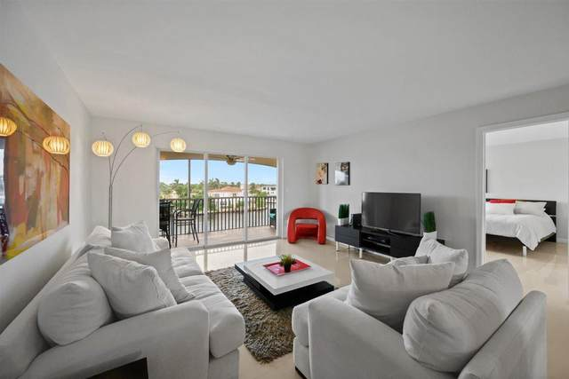 2871 N Ocean Boulevard R454, Boca Raton, FL 33431 (MLS #RX-10664481) :: Berkshire Hathaway HomeServices EWM Realty