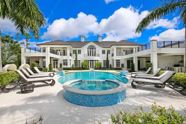 12403 Hautree Court, Palm Beach Gardens, FL 33418 (MLS #RX-10664494) :: The Paiz Group