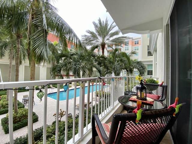 804 E Windward Way #208, Lantana, FL 33462 (#RX-10664541) :: Posh Properties