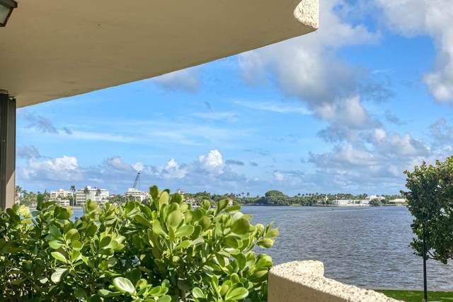 1200 S Flagler Drive #204, West Palm Beach, FL 33401 (MLS #RX-10665175) :: Berkshire Hathaway HomeServices EWM Realty