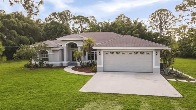 15164 N 88th Place N, Loxahatchee, FL 33470 (MLS #RX-10665275) :: Berkshire Hathaway HomeServices EWM Realty