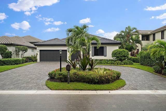 3811 Toulouse Drive S, Palm Beach Gardens, FL 33410 (#RX-10665415) :: Treasure Property Group
