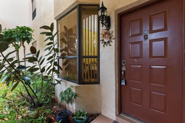 7535 La Paz Court Court #102, Boca Raton, FL 33433 (#RX-10665480) :: Posh Properties