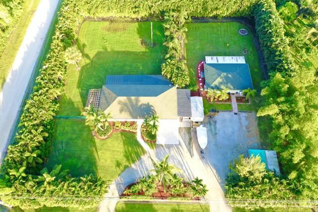 9070 Mandarin Boulevard, Loxahatchee, FL 33470 (MLS #RX-10665533) :: Berkshire Hathaway HomeServices EWM Realty
