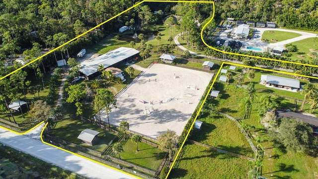 775 F Road, Loxahatchee Groves, FL 33470 (MLS #RX-10665550) :: Berkshire Hathaway HomeServices EWM Realty