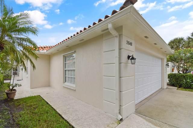 2641 Livingston Lane, West Palm Beach, FL 33411 (MLS #RX-10665580) :: United Realty Group