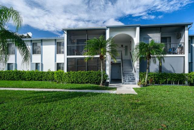 1010 Green Pine Boulevard G2, West Palm Beach, FL 33409 (MLS #RX-10665645) :: Berkshire Hathaway HomeServices EWM Realty