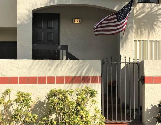 1108 Republic Court #1108, Deerfield Beach, FL 33442 (MLS #RX-10665709) :: Berkshire Hathaway HomeServices EWM Realty
