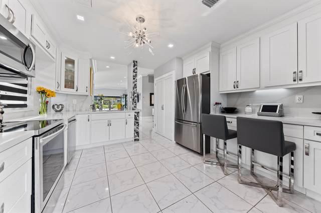 5744 Phoenix Palm Court A, Delray Beach, FL 33484 (#RX-10666044) :: Posh Properties