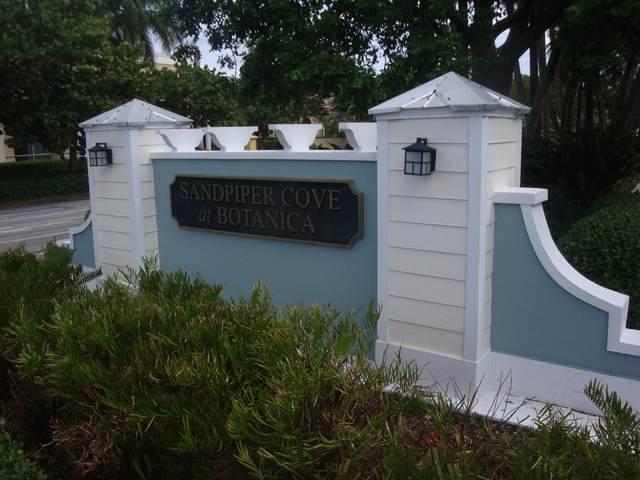 234 W Thatch Palm Circle, Jupiter, FL 33458 (MLS #RX-10666060) :: Berkshire Hathaway HomeServices EWM Realty