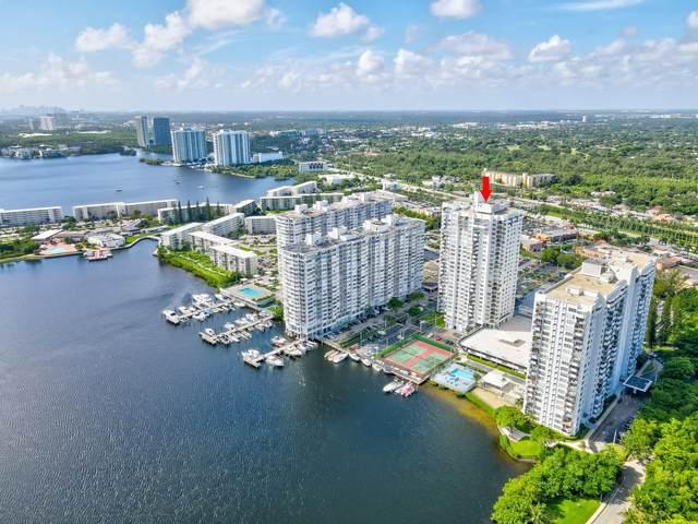 2750 NE 183rd Street #1008, Aventura, FL 33160 (#RX-10666204) :: Posh Properties