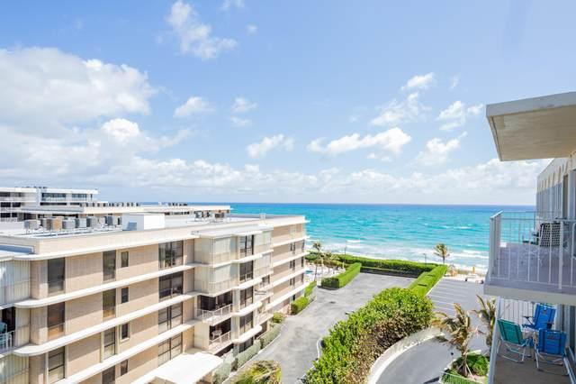 3230 S Ocean Boulevard D607, Palm Beach, FL 33480 (#RX-10666537) :: Signature International Real Estate