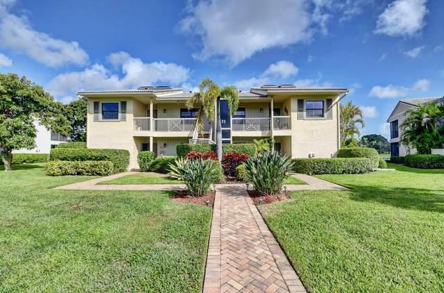 25 Eastgate Drive B, Boynton Beach, FL 33436 (#RX-10666572) :: Posh Properties