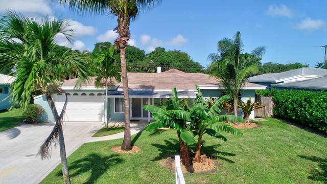 529 Lake Drive, Delray Beach, FL 33444 (#RX-10666600) :: Manes Realty Group
