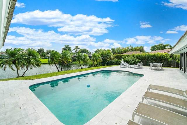 5011 Pineview Circle, Delray Beach, FL 33445 (#RX-10666695) :: Manes Realty Group