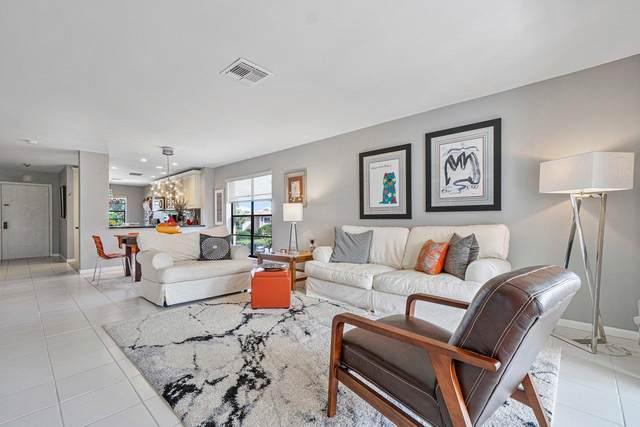 20 Southport Lane B, Boynton Beach, FL 33436 (MLS #RX-10666767) :: Berkshire Hathaway HomeServices EWM Realty