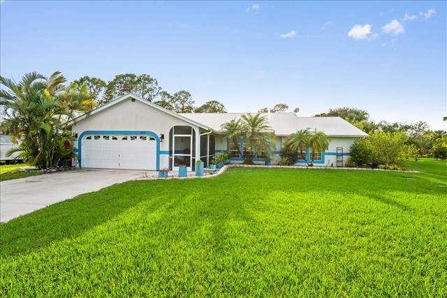 4010 SW Newport Circle, Port Saint Lucie, FL 34953 (MLS #RX-10666861) :: THE BANNON GROUP at RE/MAX CONSULTANTS REALTY I