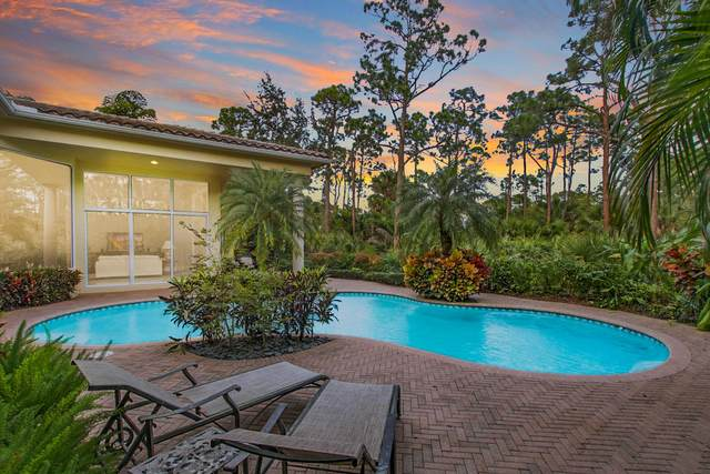 130 Via Quantera, Palm Beach Gardens, FL 33418 (MLS #RX-10666893) :: THE BANNON GROUP at RE/MAX CONSULTANTS REALTY I