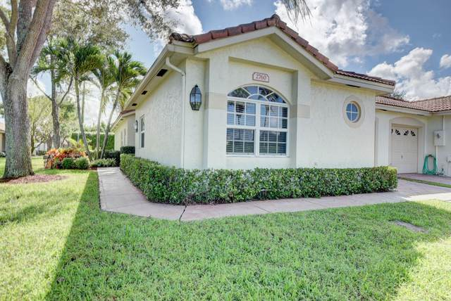 2760 Wood Fern Drive, Boynton Beach, FL 33436 (#RX-10667045) :: Realty One Group ENGAGE