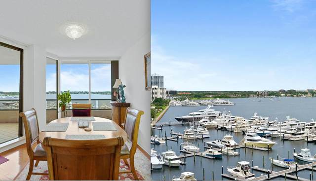100 Lakeshore Drive #856, North Palm Beach, FL 33408 (#RX-10667066) :: Realty One Group ENGAGE