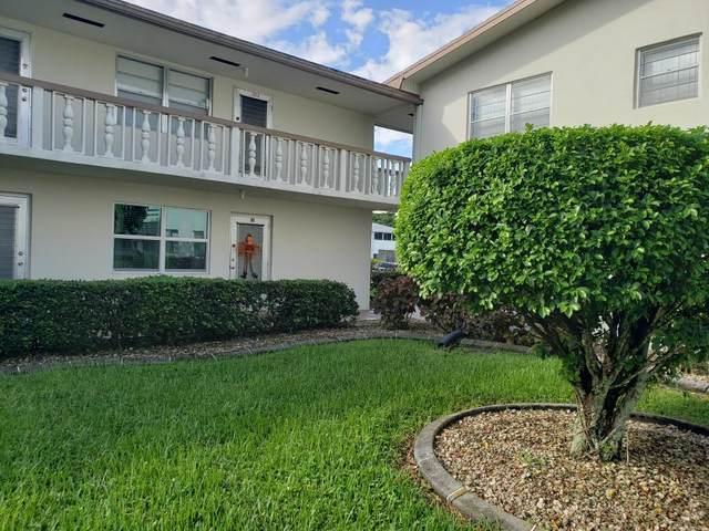 191 Windsor I, West Palm Beach, FL 33417 (#RX-10667112) :: Ryan Jennings Group