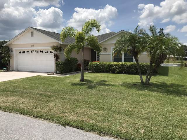 6698 Picante Cir, Fort Pierce, FL 34951 (MLS #RX-10667136) :: United Realty Group