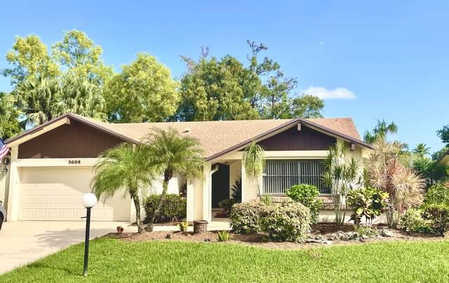 5604 Boca Delray Boulevard, Delray Beach, FL 33484 (MLS #RX-10667147) :: Berkshire Hathaway HomeServices EWM Realty
