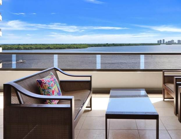 100 Lakeshore Drive #557, North Palm Beach, FL 33408 (#RX-10667320) :: Signature International Real Estate