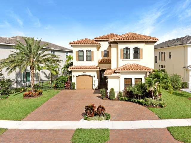 16364 Cabernet Drive, Delray Beach, FL 33446 (MLS #RX-10667388) :: United Realty Group