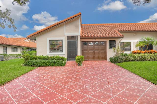 6235 Kings Gate Circle, Delray Beach, FL 33484 (#RX-10668075) :: Posh Properties