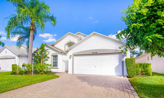 3536 Dora Lane, West Palm Beach, FL 33417 (MLS #RX-10668219) :: THE BANNON GROUP at RE/MAX CONSULTANTS REALTY I