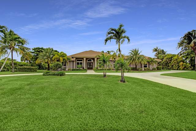 8219 Damascus Drive, Palm Beach Gardens, FL 33418 (MLS #RX-10668444) :: THE BANNON GROUP at RE/MAX CONSULTANTS REALTY I