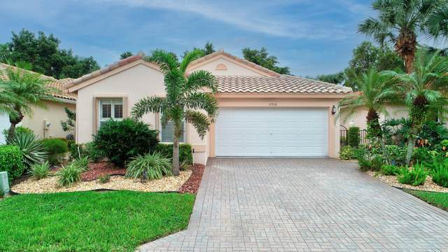 11930 Rosetree Terrace, Boynton Beach, FL 33437 (MLS #RX-10668527) :: The Paiz Group