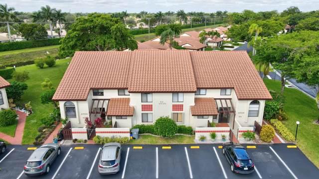 10725 Bahama Palm Way #201, Boynton Beach, FL 33437 (#RX-10668849) :: The Power of 2 | Century 21 Tenace Realty